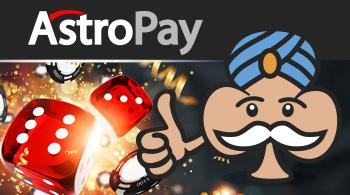 astropay casinos