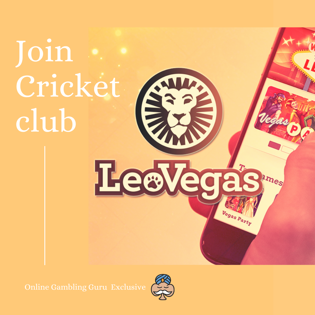 leovegas cricket betting club
